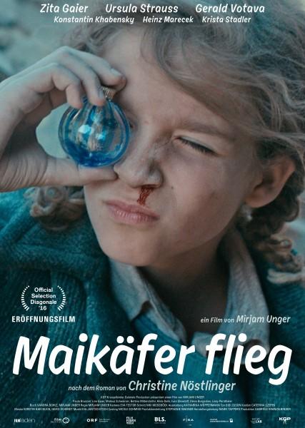 MAIKÄFER FLIEG – Plakat