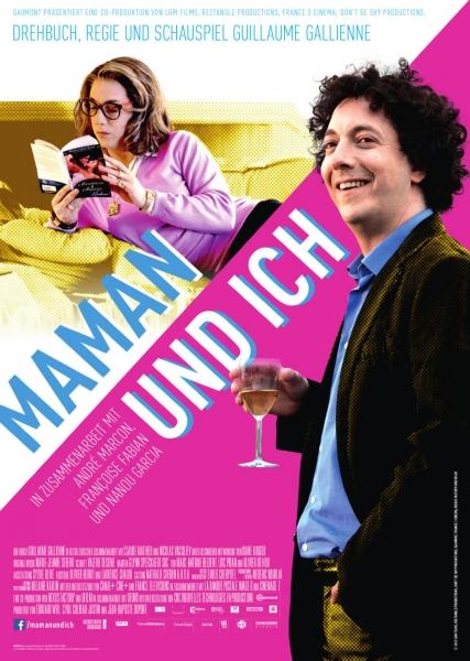 MAMAN UND ICH – Plakat