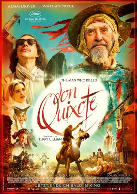 THE MAN WHO KILLED DON QUIXOTE Plakat