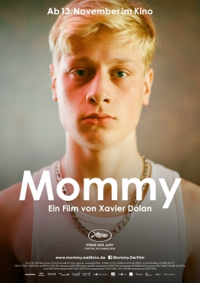 MOMMY – Plakat