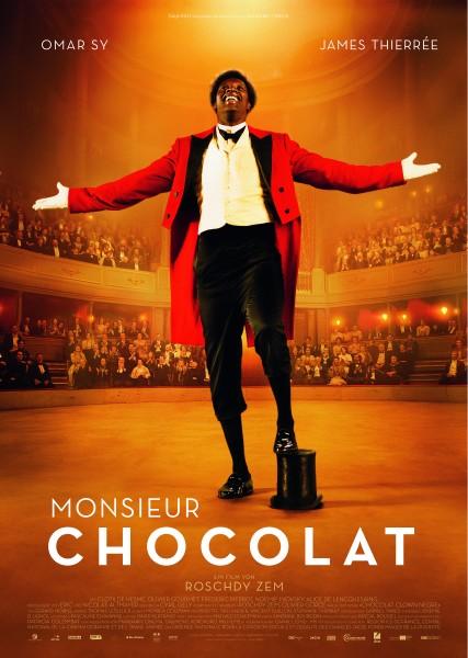 MONSIEUR CHOCOLAT – Plakat