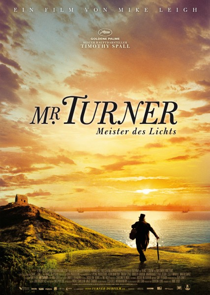 MR. TURNER – Plakat