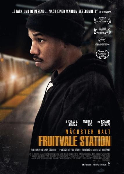 NÄCHSTER HALT: FRUITVALE STATION – Plakat