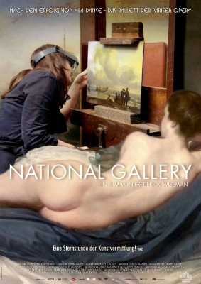 NATIONAL GALLERY – Plakat