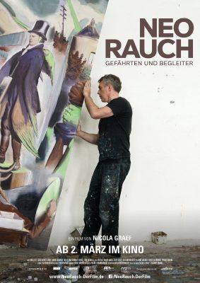 NEO RAUCH – GEFÄHRTEN UND BEGLEITER Plakat