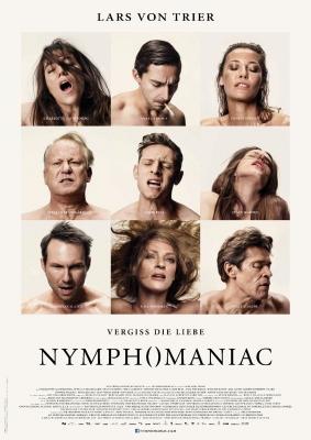 NYMPH( )MANIAC 1 – Plakat