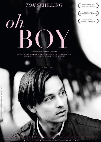 OH BOY – Plakat
