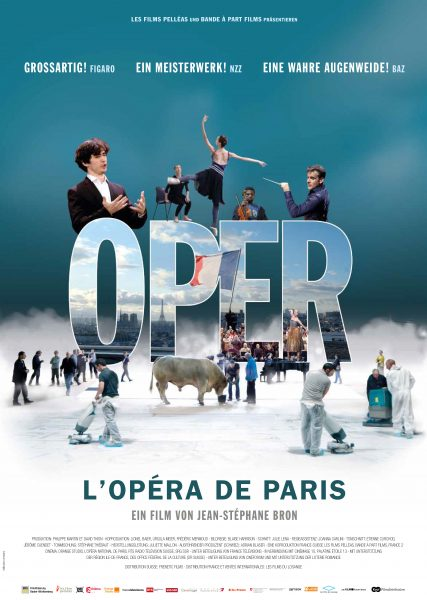 OPER Plakat