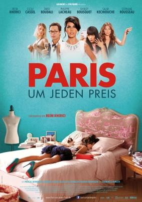 PARIS UM JEDEN PREIS – Plakat
