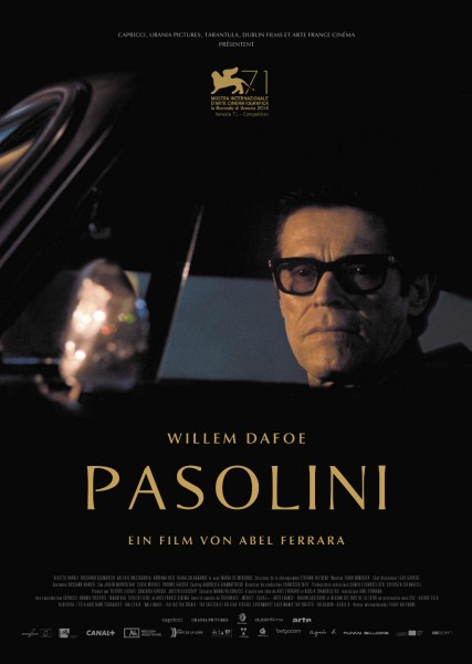 PASOLINI – Plakat