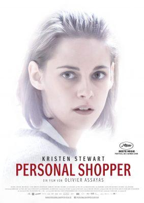 PERSONAL SHOPPER Plakat