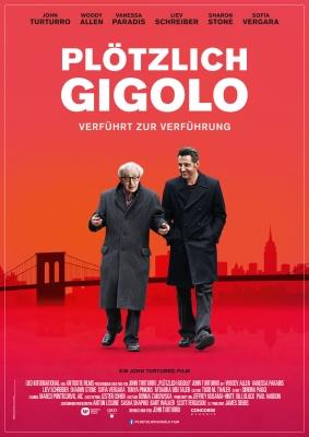 PLÖTZLICH GIGOLO – Plakat