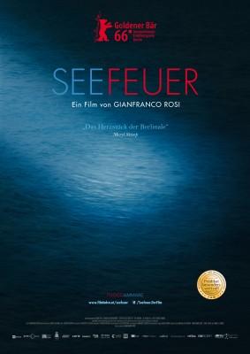 SEEFEUER – Plakat