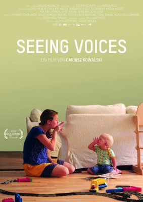 SEEING VOICES – Plakat