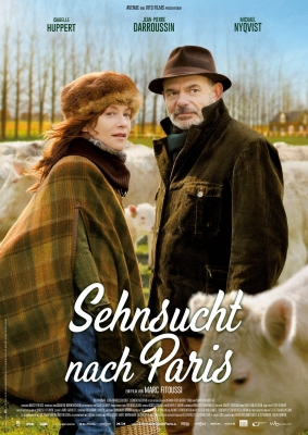 SEHNSUCHT NACH PARIS – Plakat