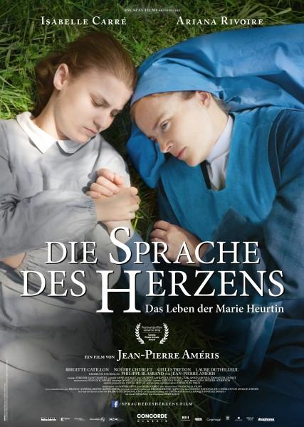DIE SPRACHE DES HERZENS – Plakat