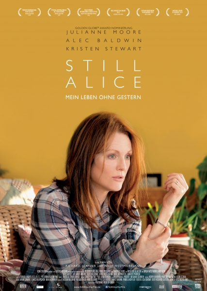 STILL ALICE – Plakat