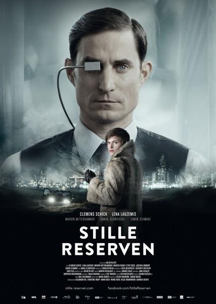 STILLE RESERVEN – Plakat