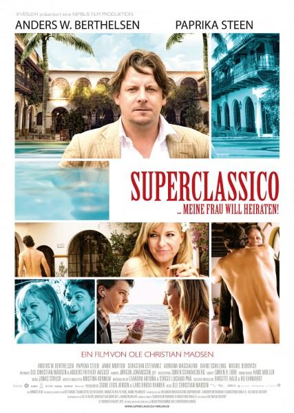 SUPERCLASSICO – Plakat