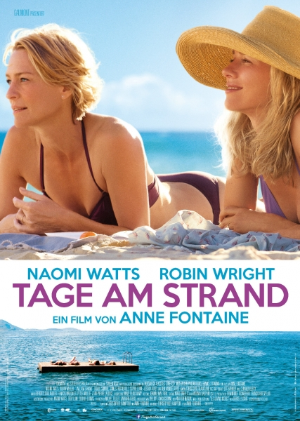 TAGE AM STRAND – Plakat