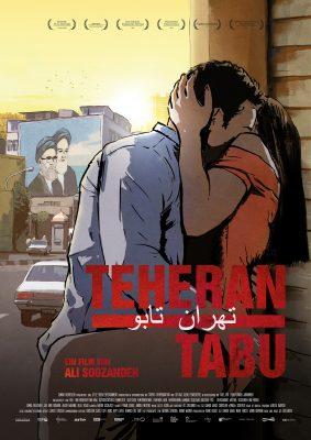 TEHERAN TABU Plakat