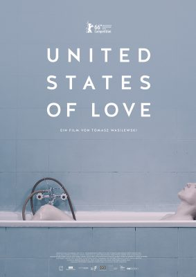 UNITED STATES OF LOVE Plakat