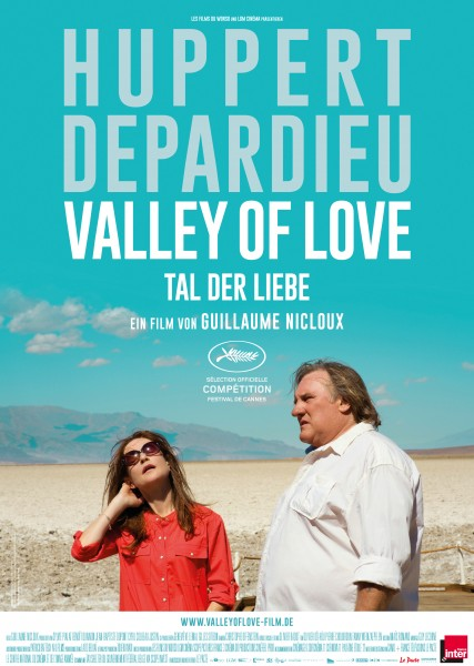 VALLEY OF LOVE – Plakat
