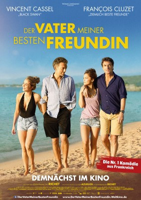 DER VATER MEINER BESTEN FREUNDIN _Plakat