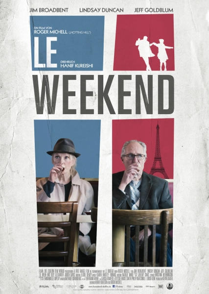 LE WEEKEND – Plakat