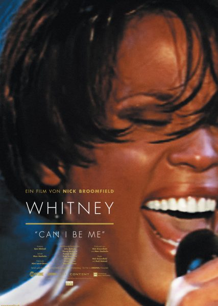 WHITNEY – CAN I BE ME Plakat
