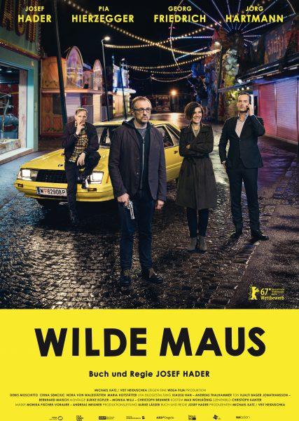 WILDE MAUS – Plakat