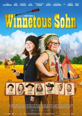 WINNETOUS SOHN – Plakat
