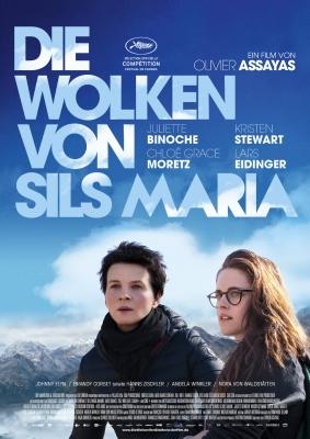 DIE WOLKEN VON SILS MARIA – Plakat