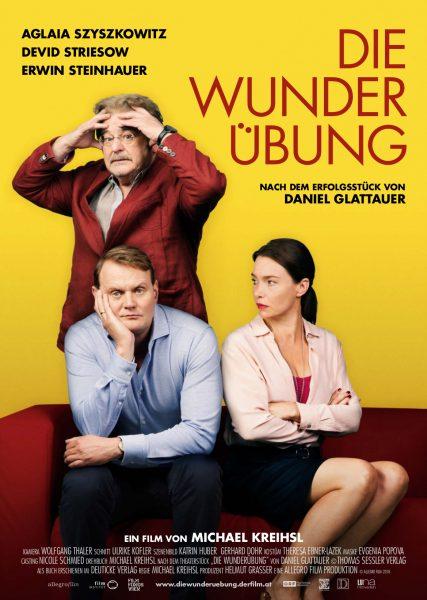 WUNDERÜBUNG Plakat