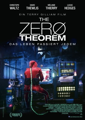 THE ZERO THEOREM – Plakat