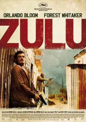 ZULU – Plakat